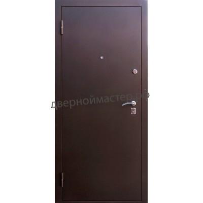 Дверь входная антивандальная утепленная