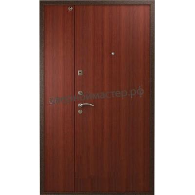 Двери металлические двустворчатые8