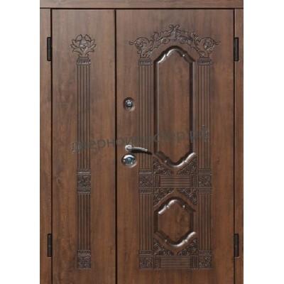 Двери металлические двустворчатые15
