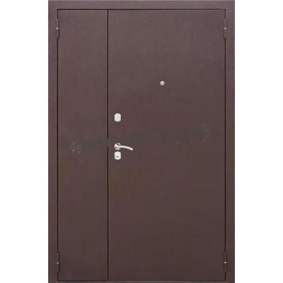 Двери металлические двустворчатые17