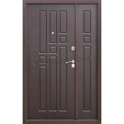 Двери металлические двустворчатые 3