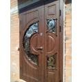 Двойные входные двери от нашей компании - фабрика свежих идей для вашего дома!
