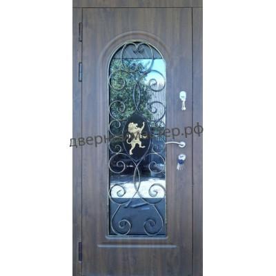 Входные двери в частный дом 14