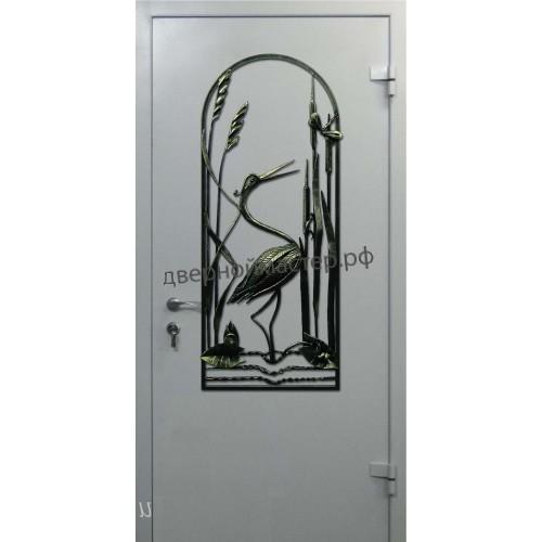 Входные двери в частный дом101