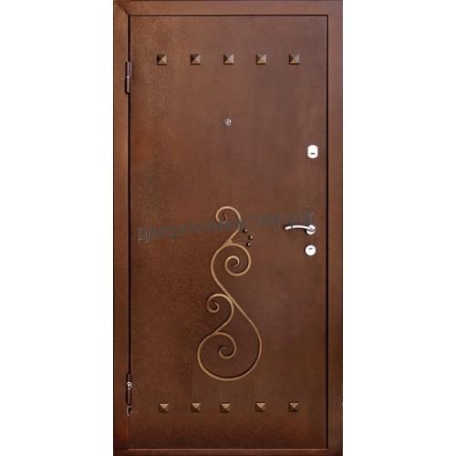 Входные двери в частный дом107