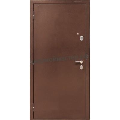 Металлическая дверь в каркасный дом