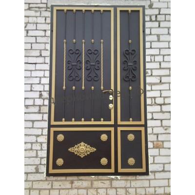 Входные двери в частный дом48