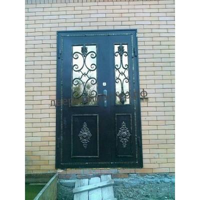 Входные двери в частный дом5