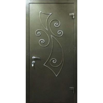 Входные двери в частный дом54
