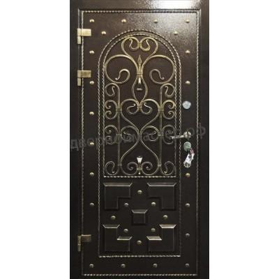 Входные двери в частный дом61