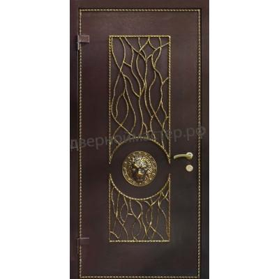 Входные двери в частный дом64