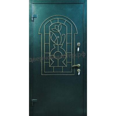 Входные двери в частный дом68
