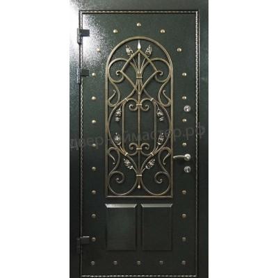 Входные двери в частный дом71