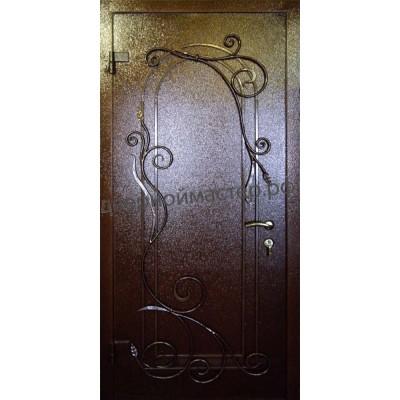 Входные двери в частный дом72