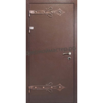 Входные двери в частный дом73