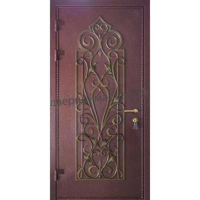 Входные двери в частный дом82