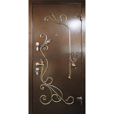 Входные двери в частный дом85