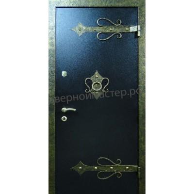 Входные двери в частный дом86