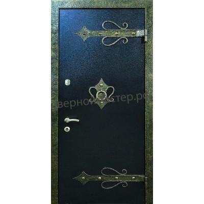 Входные двери в частный дом88