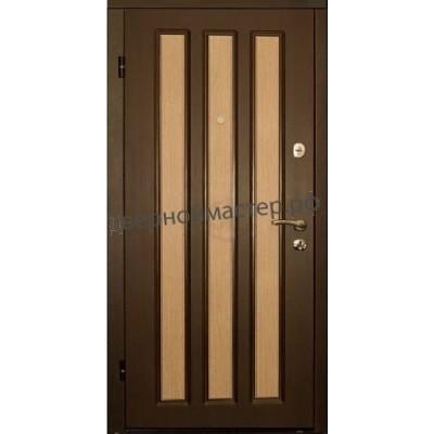 Входные двери в частный дом9