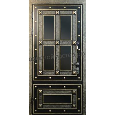 Входные двери в частный дом90