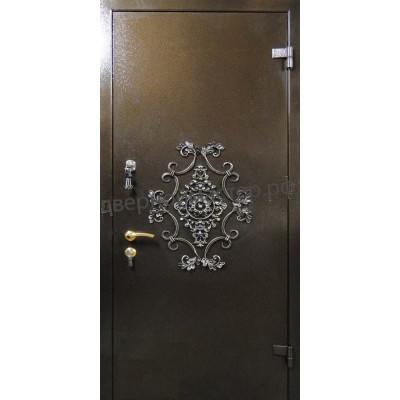 Входные двери в частный дом91