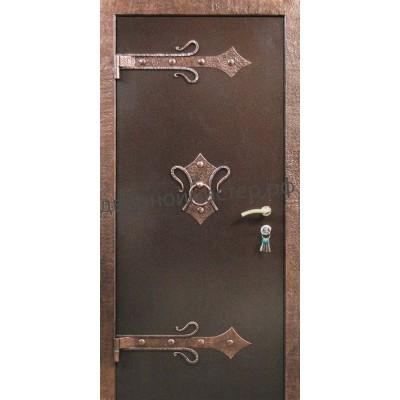 Входные двери в частный дом96