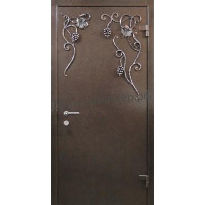 Входные двери в частный дом97