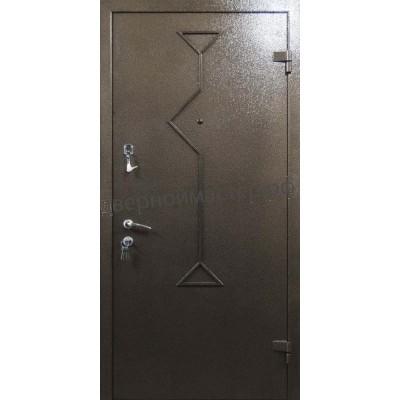 Входные двери в частный дом98