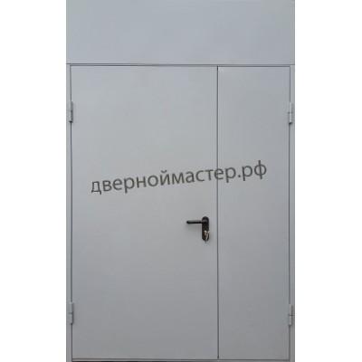 Двери с фрамугой 2