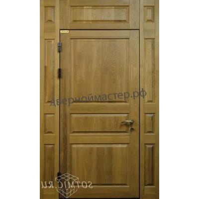 Двери с фрамугой 9