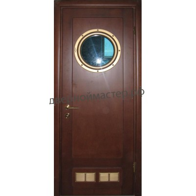 Дверь ДМ- 1082 с МДФ