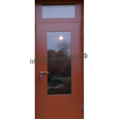 Двери с верхней вставкой 1