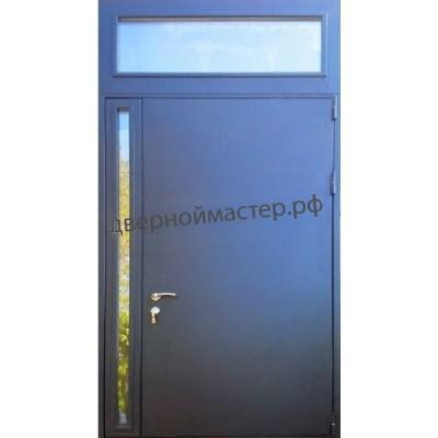 Двери с верхней вставкой 7