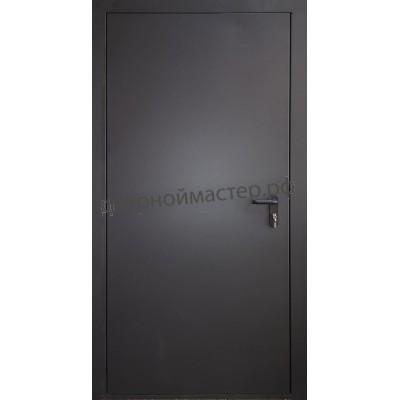 Техническая дверь со скрытыми петлями
