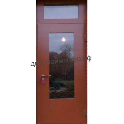 Двери со стеклопакетом 1