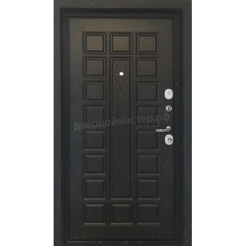 """Входная дверь """"Сенатор """" цвет """"Венге"""""""