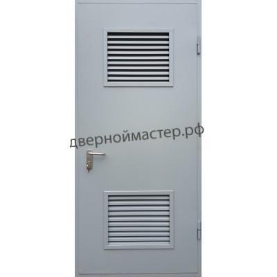 Дверь для трансформаторных 1