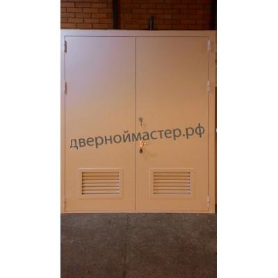 Двери для трансформаторных 8