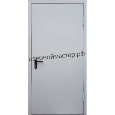 дверь противопожарная дпм 60