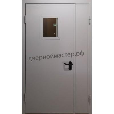Тамбурные противопожарные двери