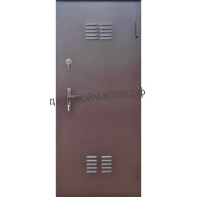 Двери в электрощитовую 2