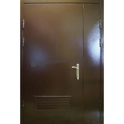 Двери в электрощитовую 7