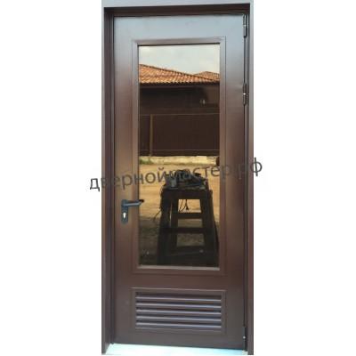 Двери в котельную 1