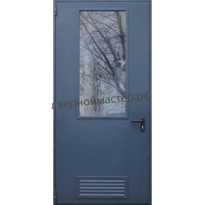Двери в котельную 5
