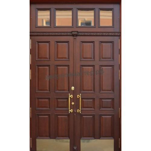 Металлические двери в общественные здания