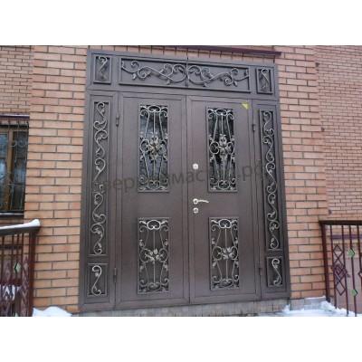 Двери в общественные здания 7