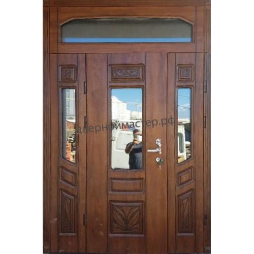 Металлические входные двери в частный дом