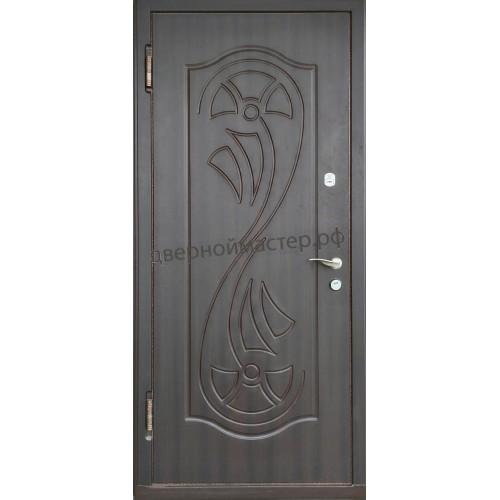 Металлические двери в офис