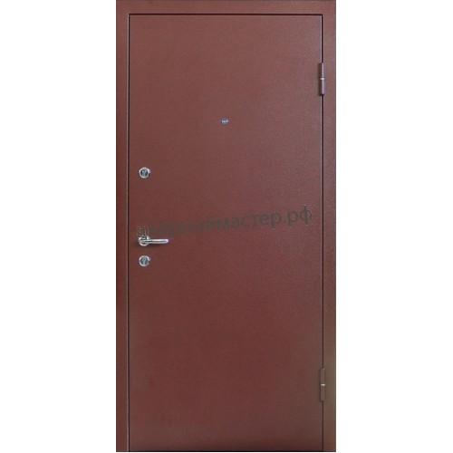 Блок дверной стальной внутренний однопольный дсв, площадь 2,1 м2 (гост 31173-2003)